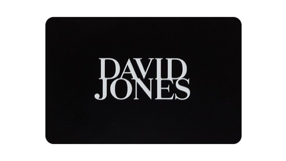 David Jones eGift Card