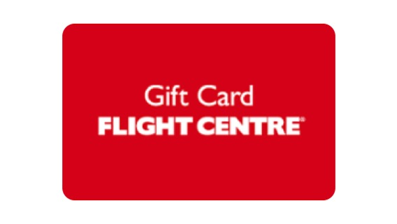 Simple As - Buy Flight Centre eGift Card