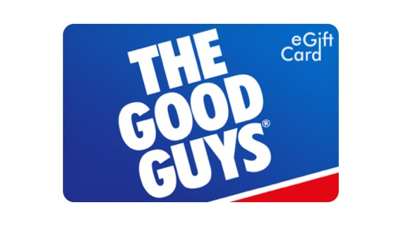 Simple As - Buy The Good Guys eGift Card