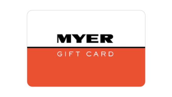 Buy Myer eGift Card