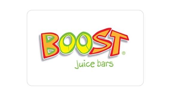 Boost Juice eGift Card