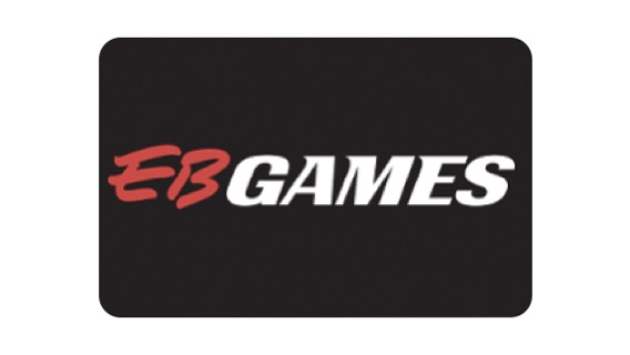 Buy EB Games eGift Card