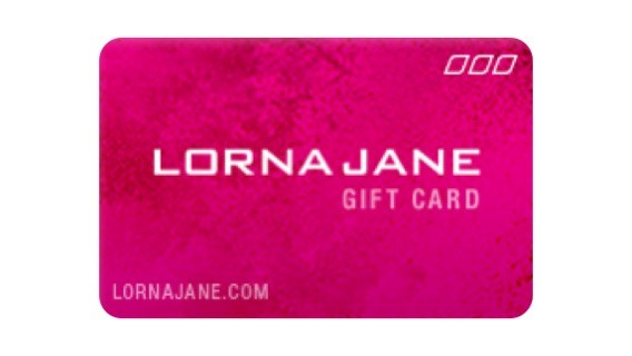 Buy Lorna Jane eGift Card