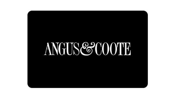 Buy Angus & Coote eGift Card