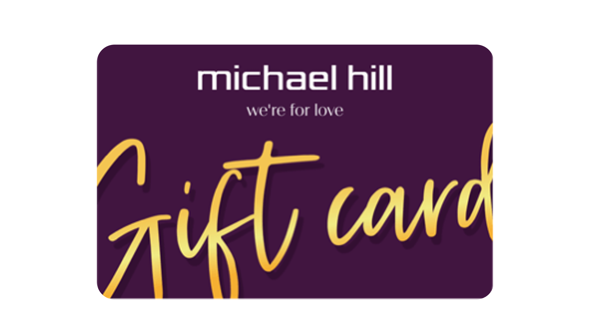Simple As - Buy Michael Hill eGift Card