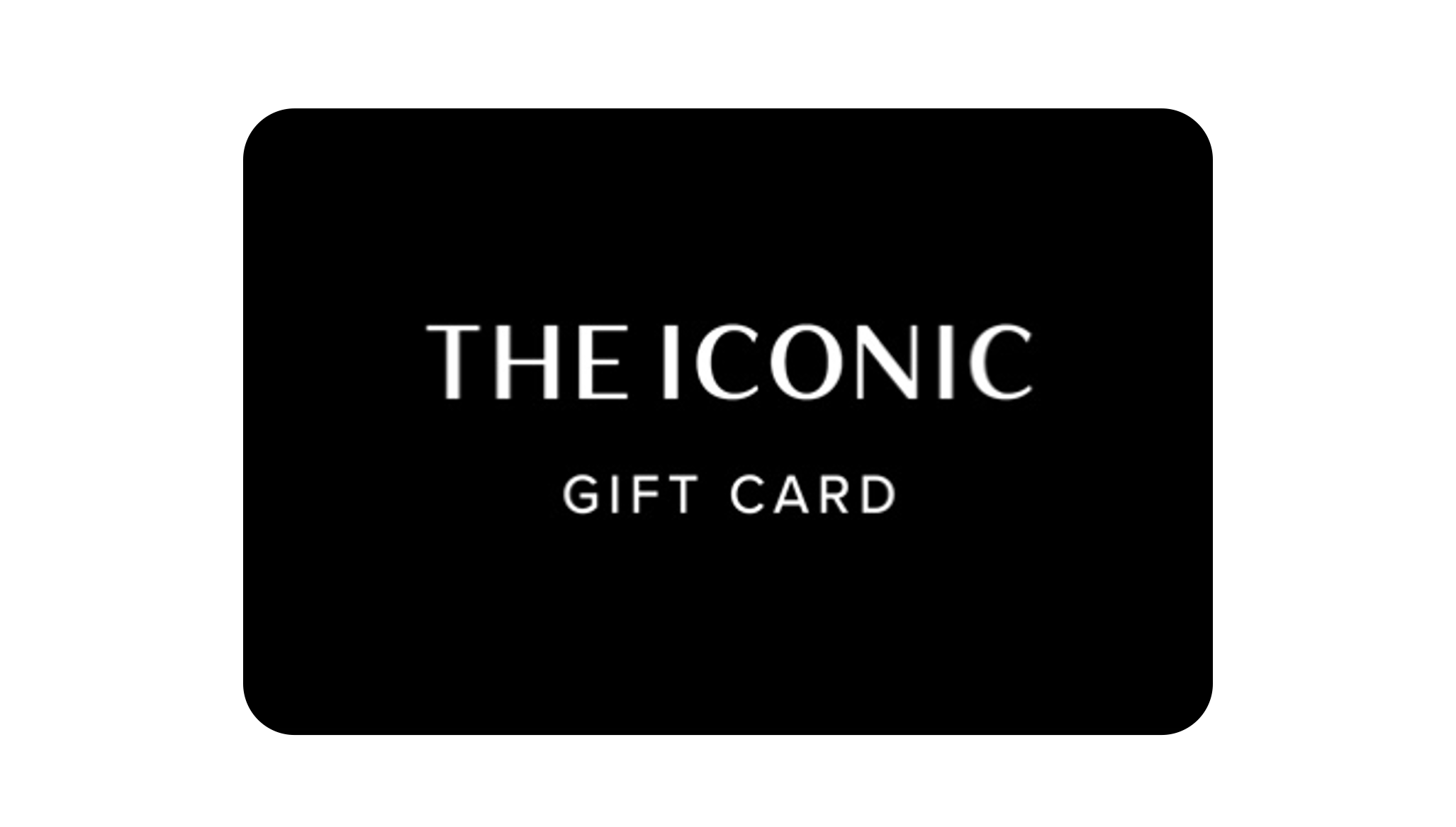 Buy The Iconic eGift Card