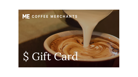 Simple As - Buy ME Coffee Merchants eGift Card