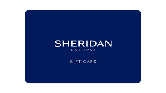 Simple As - Buy Sheridan eGift Card