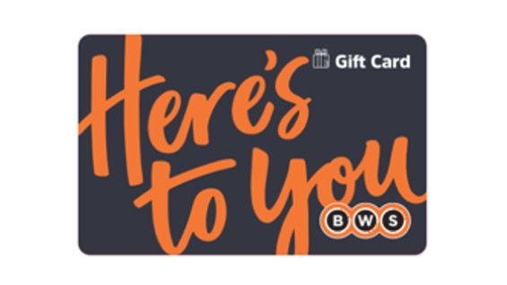 Buy BWS eGift Card