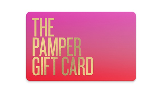 Simple As - Buy The Pamper eGift Card