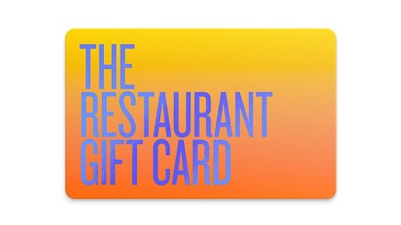 Simple As - Buy The Restaurant eGift Card