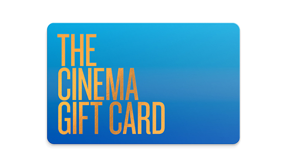 Buy The Cinema eGift Card