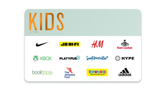 Buy Kids eGift Card