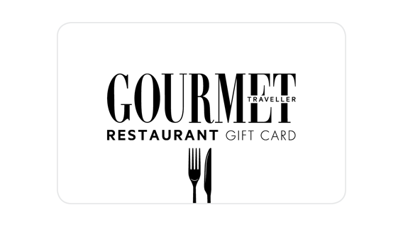 Buy Gourmet Traveller eGift Card