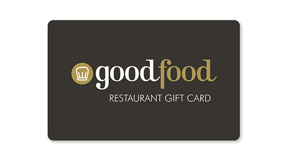 Buy Good Food eGift Card