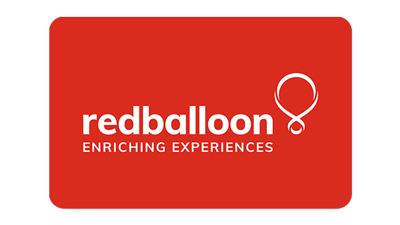 Simple As - Buy RedBalloon eGift Card
